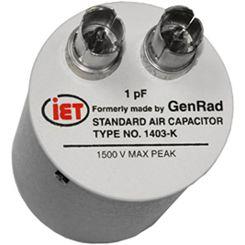 Высокочастотный стандартный конденсатор