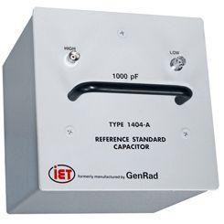 Конденсаторы первичного стандарта GenRad 1404