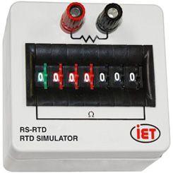 RS-RTD-Resistance RTD Simulator