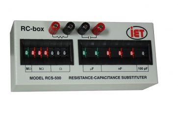 Коробка сопротивления и емкости серии RCS