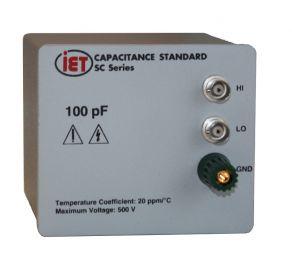 Стандарт емкости SCA-100pF