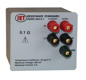 Стандартные резисторы SRAC, разработанные для использования на переменном токе