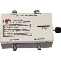 Триммер HACS-Z-1pF уменьшает разрешение до менее 1 pF