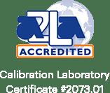 Аккредитованная калибровочная лаборатория AZLA № 2073.01